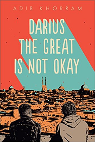 book cover darius the great not okay the mary sue