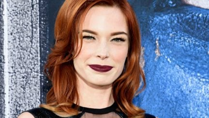 HOLLYWOOD, CA - JUNE 06: Actress Chloe Dykstra attends the premiere of Universal Pictures' 'Warcraft at TCL Chinese Theatre IMAX on June 6, 2016 at TCL Chinese Theatre IMAX on June 6, 2016 in Hollywood, California. (Photo by Frazer Harrison/Getty Images)
