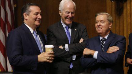 kavanaugh senate hearing republicans