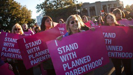 planned parenthood, protest, cecile richards, leana wen, president, abortion