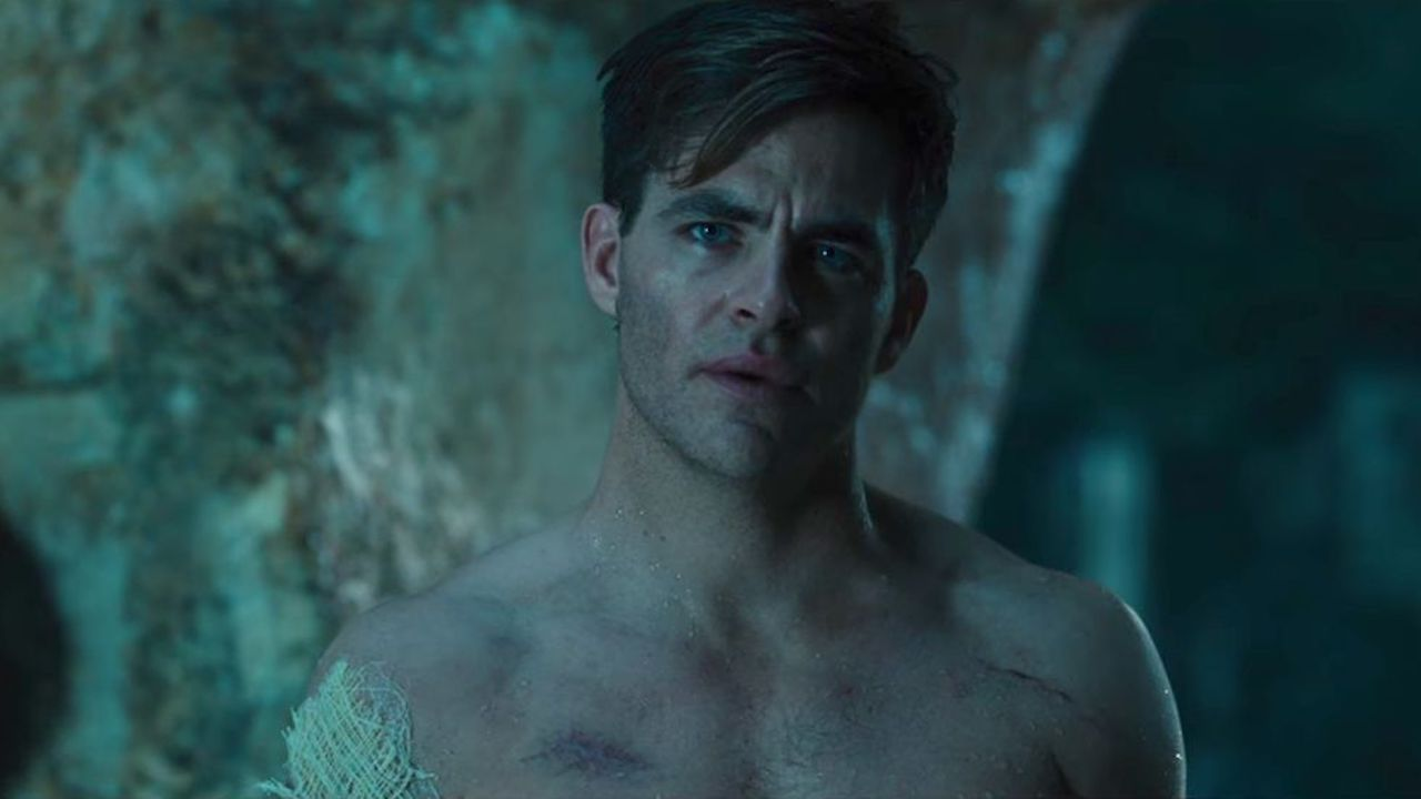 wonder woman steve trevor chris pine the mary sue