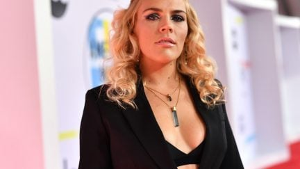 busy philipps, book, james franco