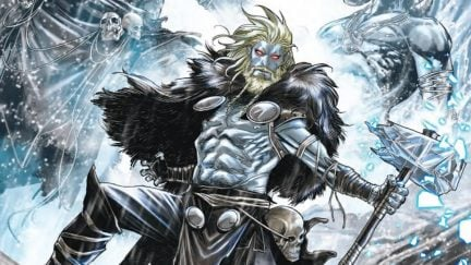 Marvel's Thor What If one-shot comic