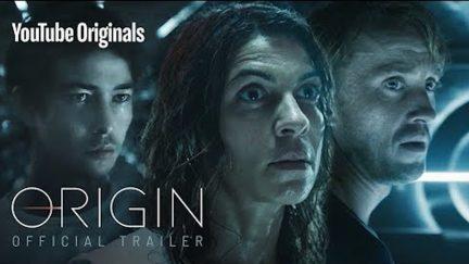 Origin YouTube Original starring Tom Felton and Natalia Tena