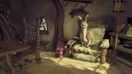 Donkey_Shrek