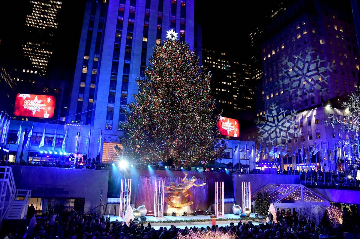How To Watch And Stream The 2018 Rockefeller Center