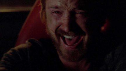 Jesse Pinkman (Aaron Paul) speeds towards freedom in the series finale of Breaking Bad