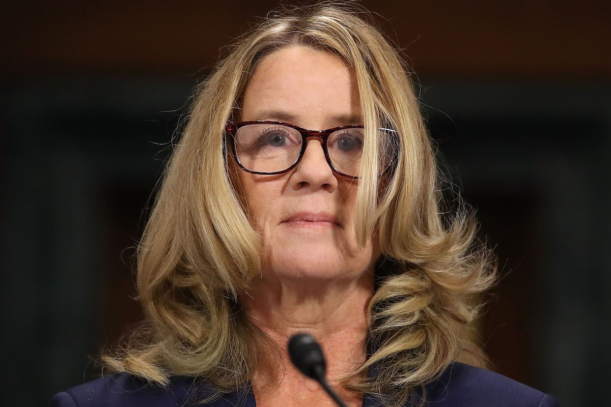 Blasey Ford Closes GoF...