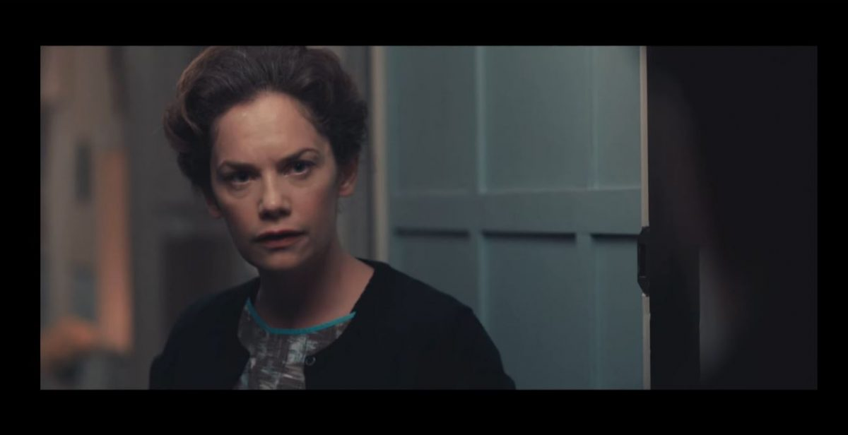 Ruth Wilson Plays Her Own Grandmother In Mrs Wilson