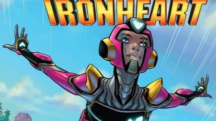 Ironheart#1