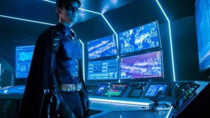 Robin in DC Universe's Titans