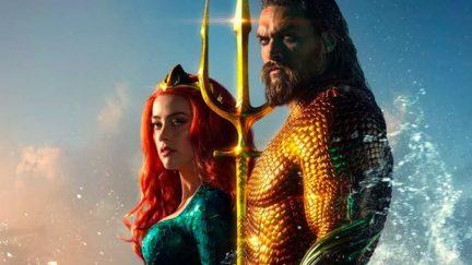 Aquaman review starring Jason Momoa and Amber Heard