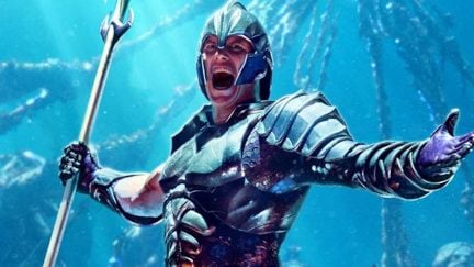 Patrick Wilson as Orm in Aquaman