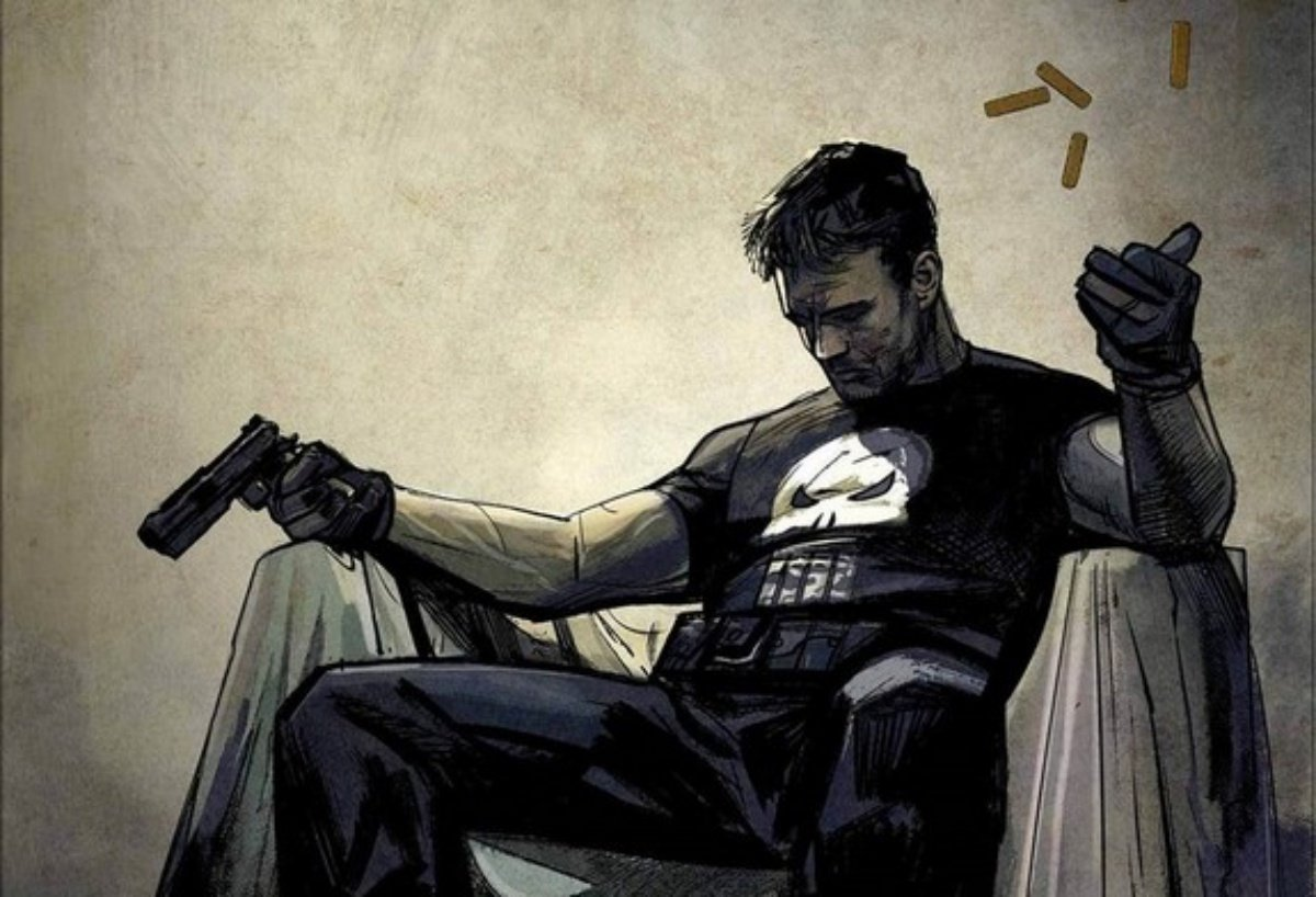 Punisher Creator Calls Out Law Enforcement's Misuse of Punisher Symbol
