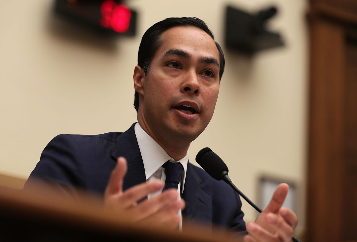 Julian Castro Announces His Plans to Run For President in 2020 on an Anti-Trump Platform