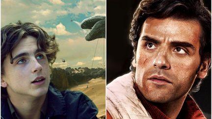 Oscar Isaac will play Duke Leto Atreides in Dune