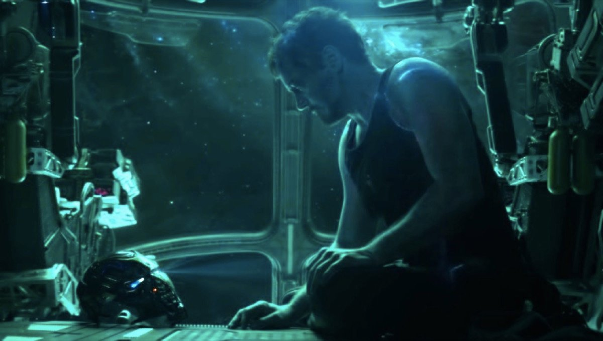 An Ode to Tony Stark in Marvel's Avengers: Endgame | The Mary Sue