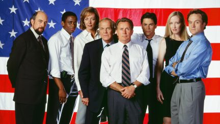 The West Wing original cast