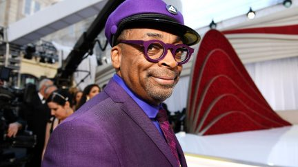 HOLLYWOOD, CALIFORNIA - FEBRUARY 24: Spike Lee attends the 91st Annual Academy Awards at Hollywood and Highland on February 24, 2019 in Hollywood, California. (Photo by Kevork Djansezian/Getty Images)