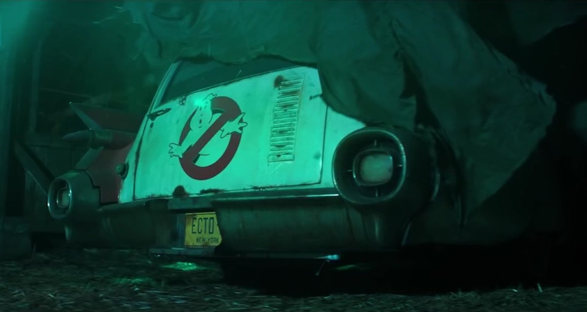Things We Saw Today: The First Trailer for Ghostbusters: Afterlife Is Light on Humor and Ghosts