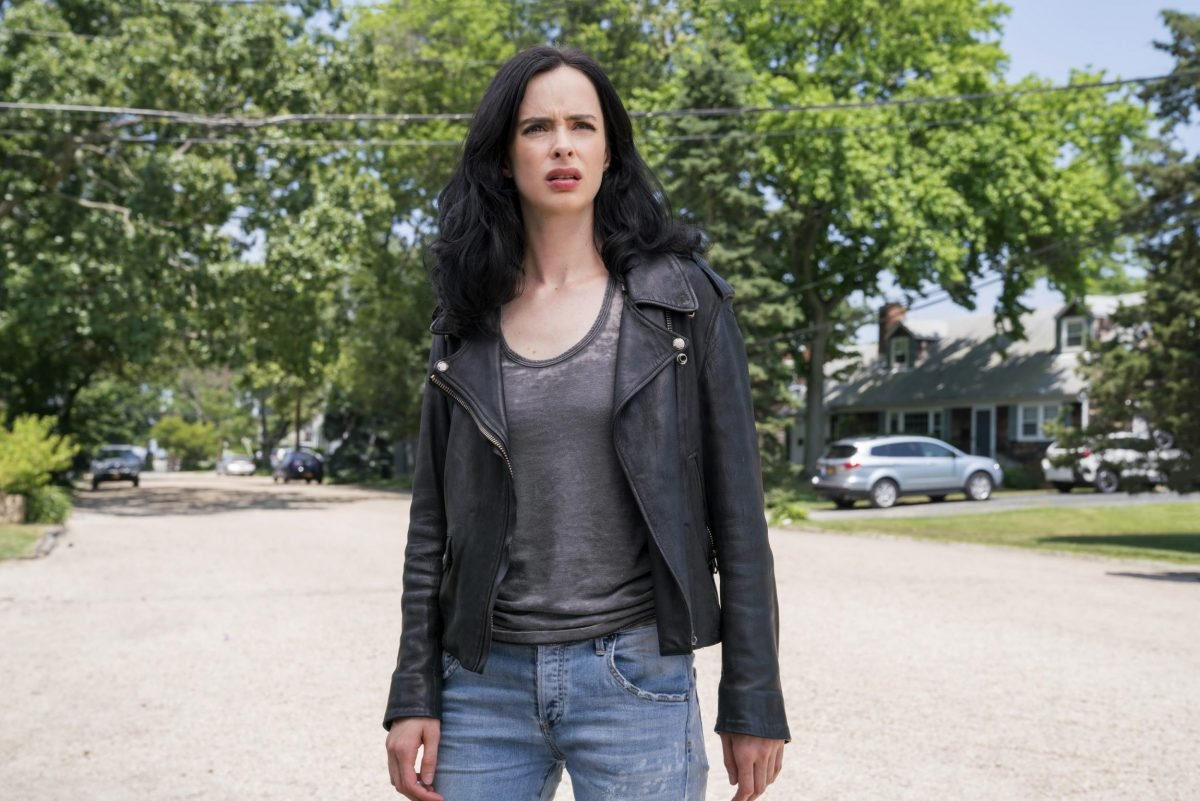 Jessica Jones and Its Legacy of Female Anger - The Mary Sue