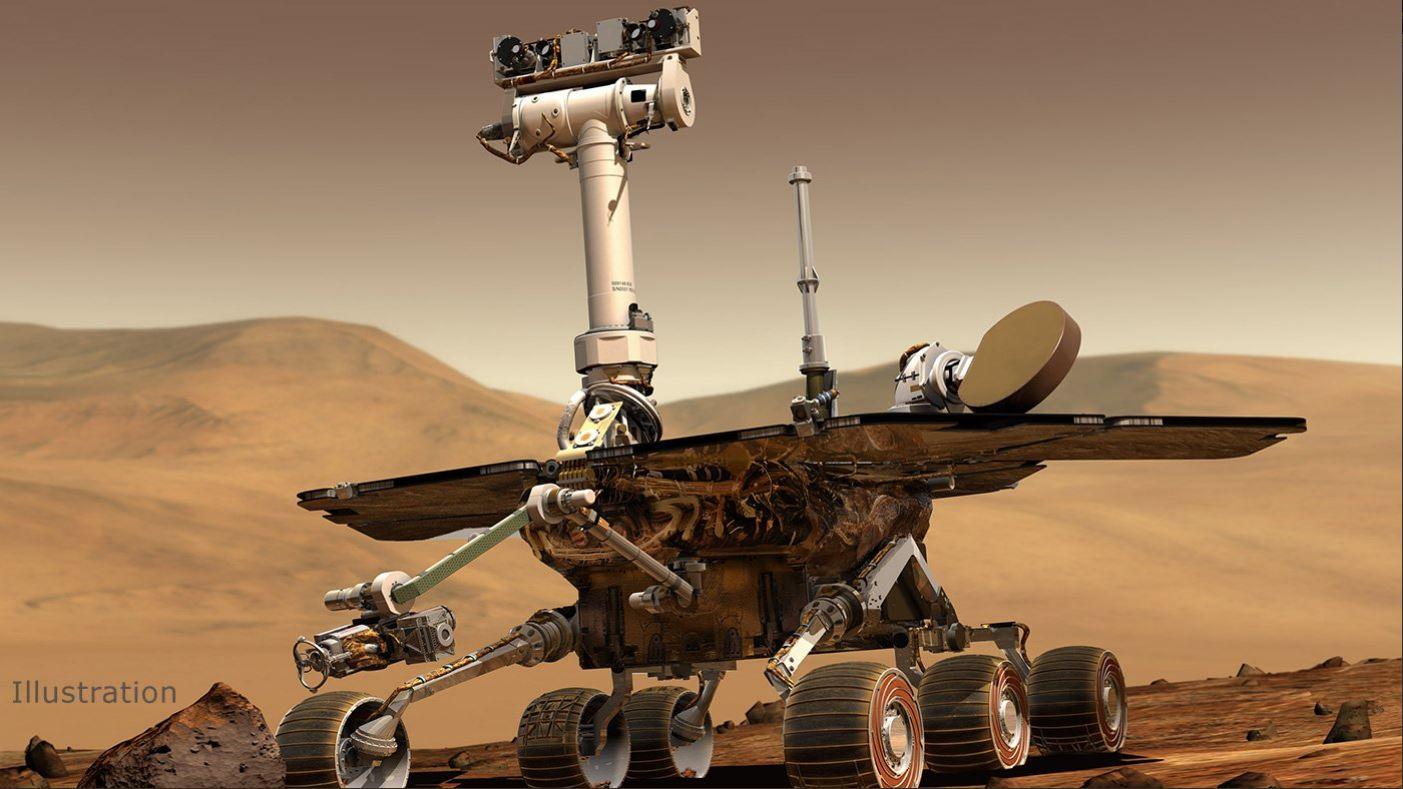 mars exploration rover rip - photo #8
