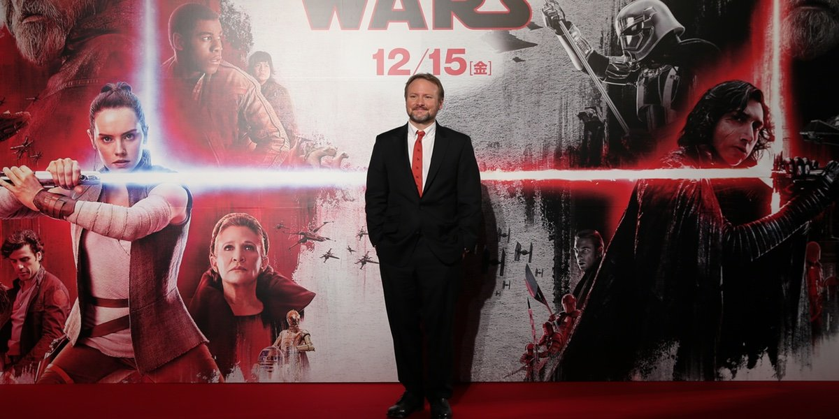 Despite Rumors, Rian Johnson and His Star Wars Trilogy Are Not Going Anywhere