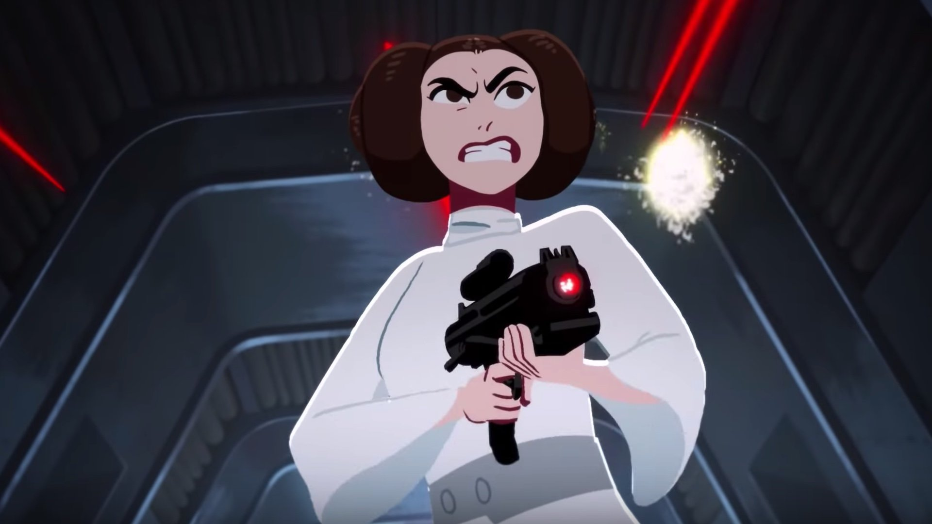 We Love This Leia Centric Star Wars Galaxy Of Adventure