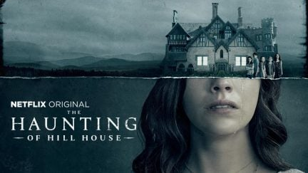 the haunting gets a second season, at bly manor in an anthology move from Netflix.