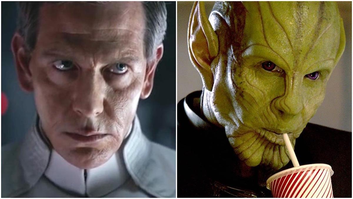 Casting Ben Mendelsohn Was Captain Marvel's Stroke of Genius   The ...