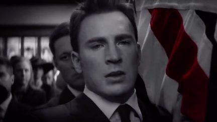 Steve Rogers in Avengers: Endgame.