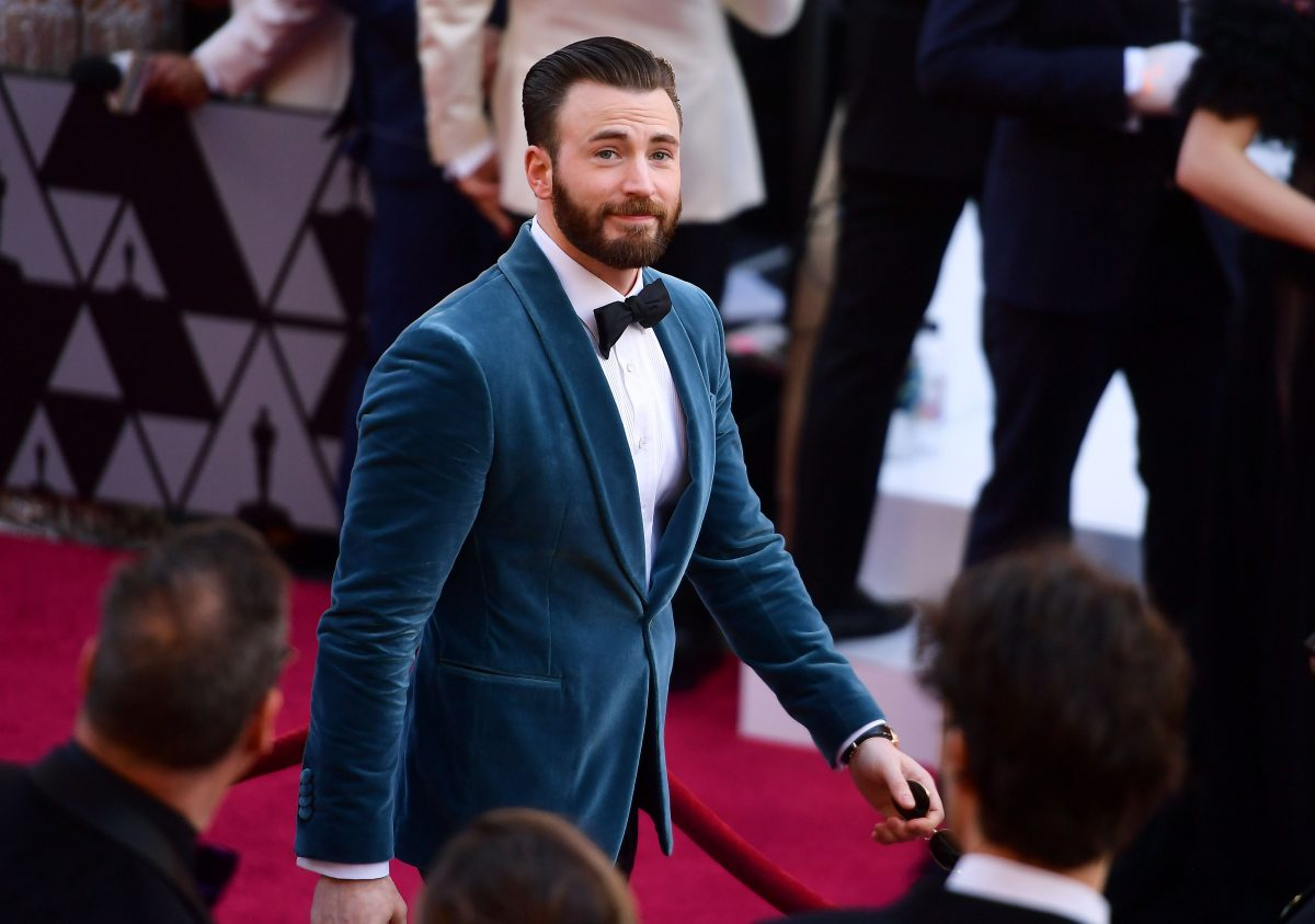 New Chris Evans Profile Highlights Why We Love Him So Much ...