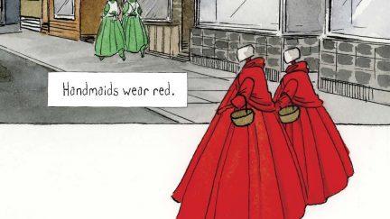 Handmaid's Tale graphic novel