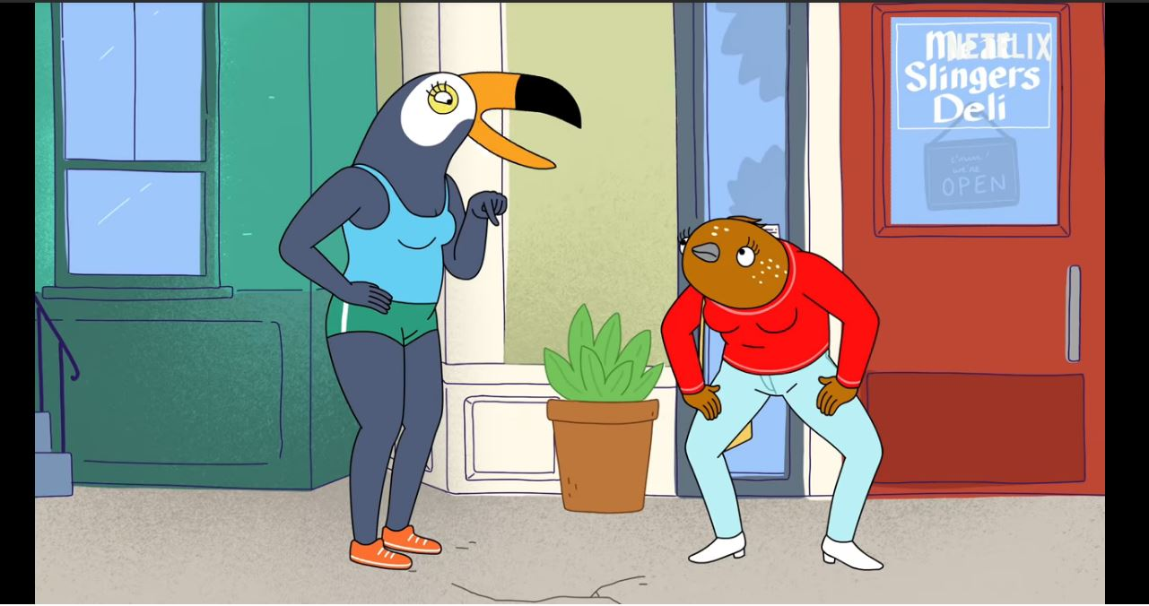 Things We Saw Today: The New Trailer for Tuca & Bertie Has Landed