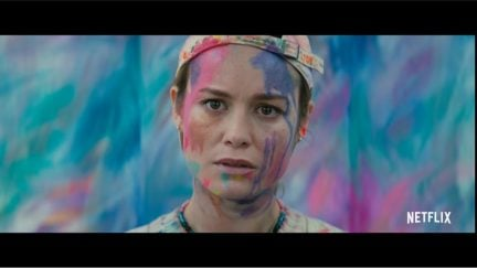 brie larson stars in and directs unicorn store.