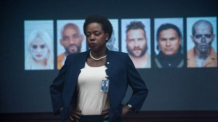 Viola Davis as DCEU's Greatest Anti Villain