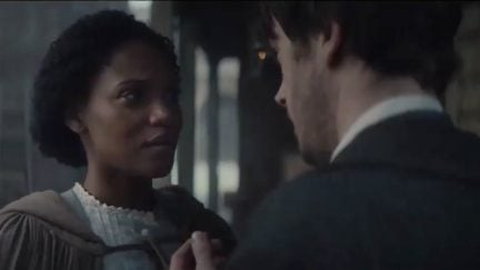 ancestry does horrible interrracial romance commercial