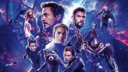 Avengers: Endgame main cast