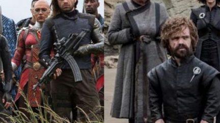 Game of Thrones & Avengers mashup dream teams