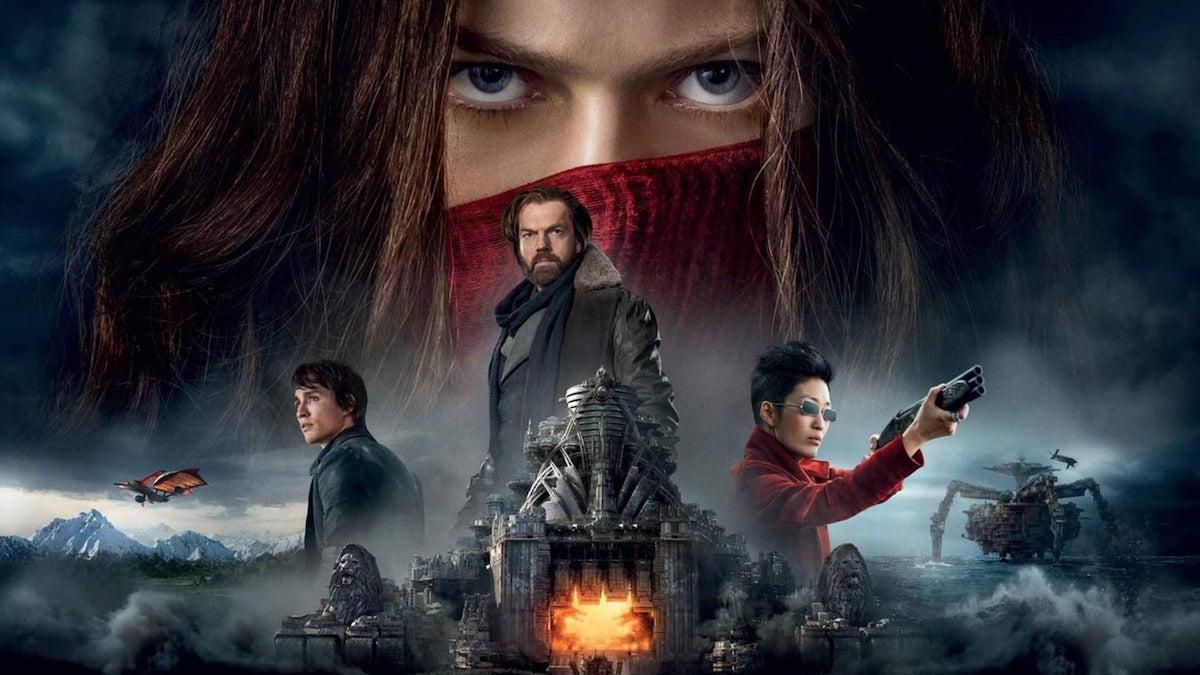Mortal Engines Trailer Deutsch