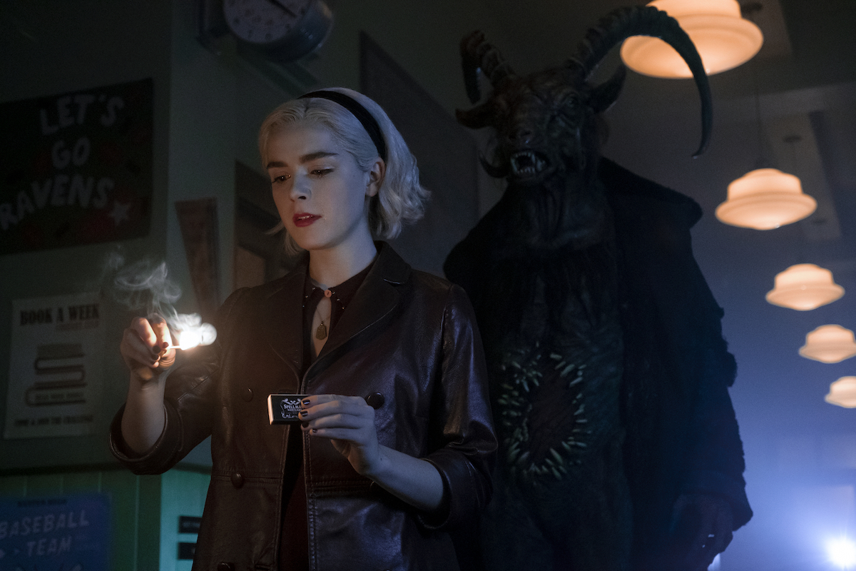 Chilling Adventures Of Sabrina Season Two Review The