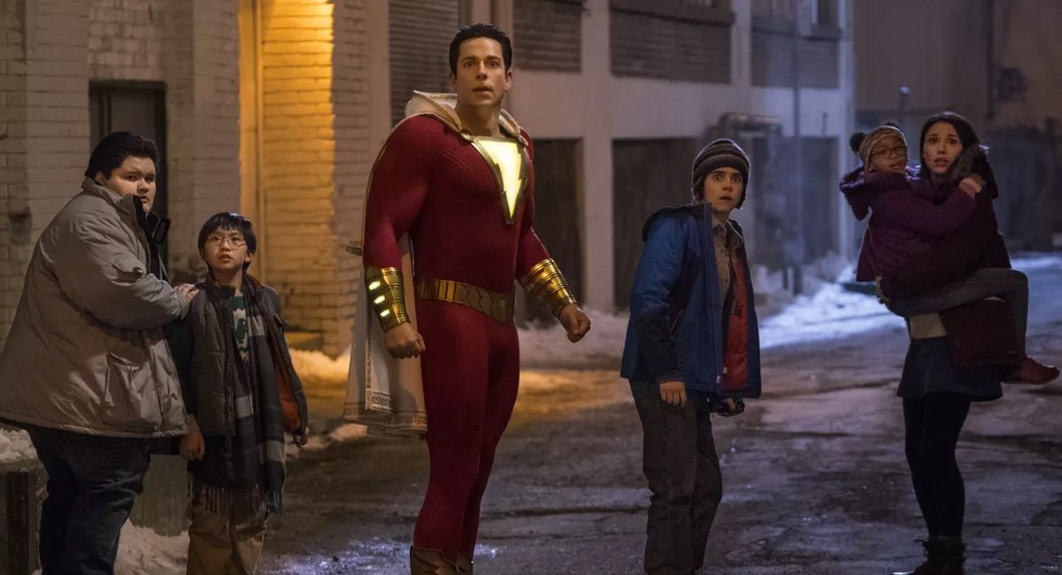 Things We Saw Today: This Shazam! Deleted Scene Teases the Arrival of a New Foe