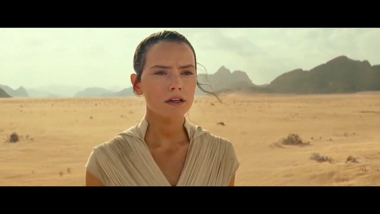 The Star Wars: The Rise of Skywalker Teaser Trailer Is Here