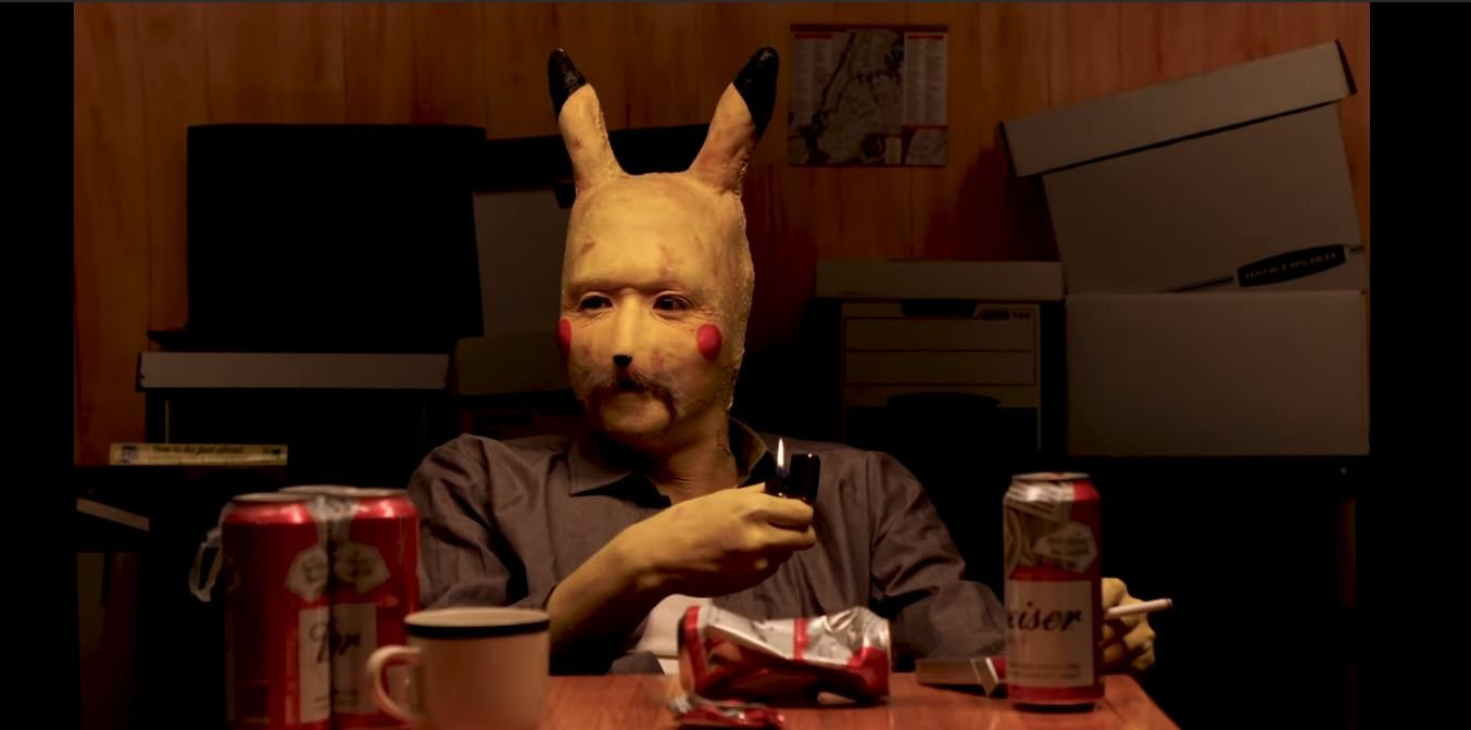 True Detective Pikachu Nails the Tone of the Original HBO Series