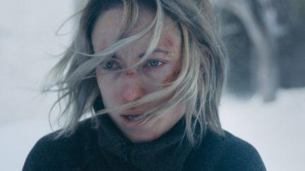 olivia wilde plays sadie in a vigilante.