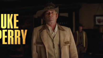 Luke Perry in Once Upon a Time in Hollywood