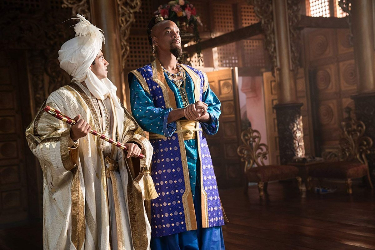 Review Beyond Will Smith Guy Richie S Aladdin Just