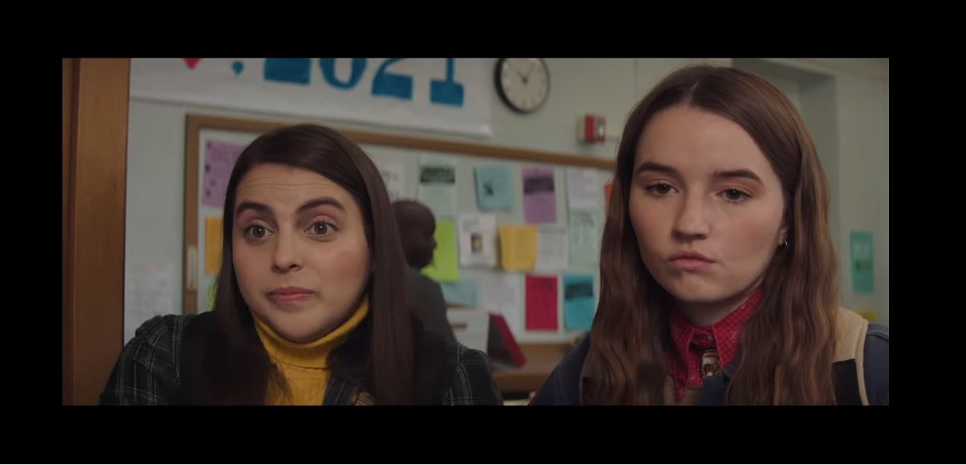 Things We Saw Today: Watch the First 6 Minutes of Booksmart Now