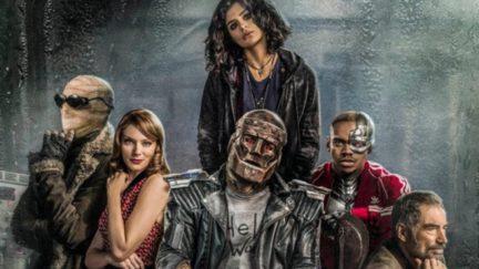 The cast of Doom Patrol.