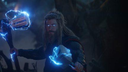 Chris Hemsworth in Avengers- Endgame (2019)